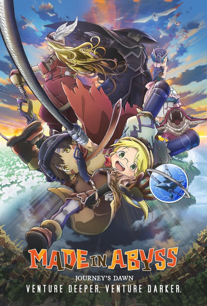Movie Review: Made in Abyss Journey's Dawn   Toonami Faithful