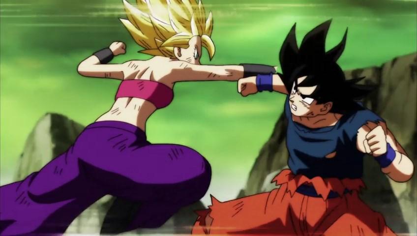 Frame rates of recent Dragon Ball Super battle scenes