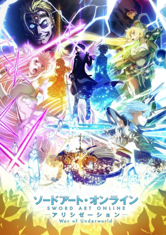 Sword Art Online: Alicization Stream